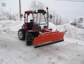 SP180 sur Carraro 3800HST