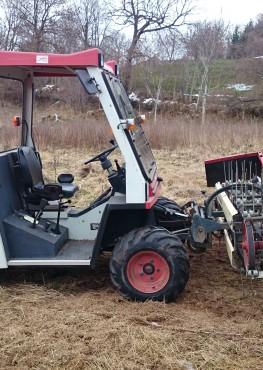 Tracteur de pente Rapid MT200