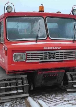 Chenillette Kassbohrer PB145 2m85 diesel 3