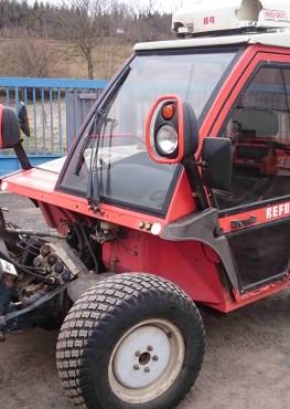 Tracteur de pente Reform Metrac H4 1