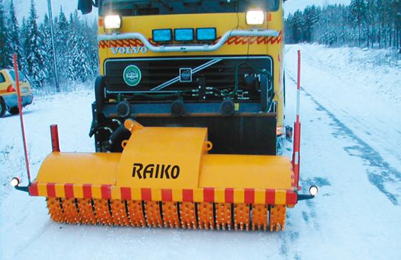 Rouleau Brise-glace RAIKO